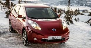 Novo Nissan Leaf com mais 26% de autonomia