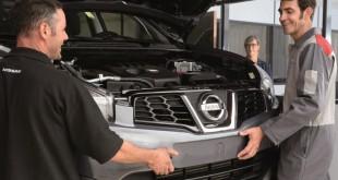 """Nissan lança """"Programa de Para-Choques Pintados"""""""