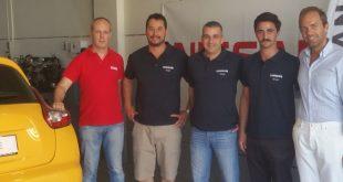 Técnicos Nissan portugueses colocados à prova