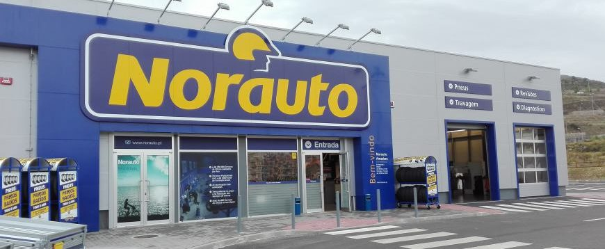 Norauto abre nova oficina, na Amadora