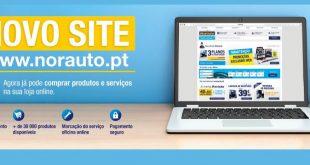 Norauto apresenta novo website