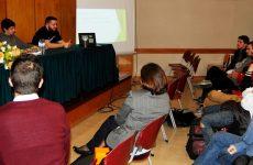 INETE realiza palestra com antigos alunos