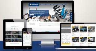 Sofrapa estreia novo site