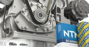 Novo catálogo de distribuição da NTN-SNR
