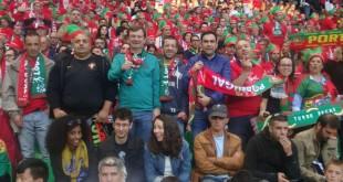Oleoblitz e Sonicel foram ao Euro 2016