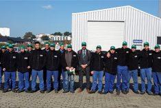 Jornadas de Formação OLIPES em Portugal com a RM Oil