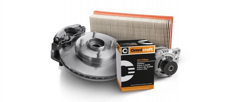 Omnicraft é a nova marca de peças multimarca da Ford