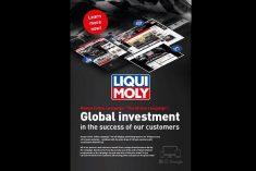 Liqui Moly lança primeira campanha publicitária a nível mundial