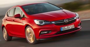 """Opel Astra """"Carro do Ano"""" em Portugal"""