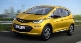 Novo Opel elétrico revolucionário