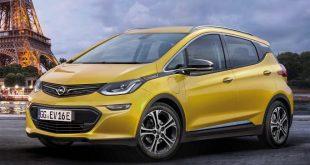 Novo Ampera-e da Opel estreia tecnologia pioneira de baterias