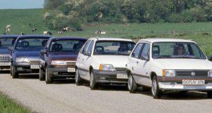 Há 30 anos que a Opel equipou toda a gama com catalisador