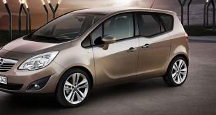 Opel faz recall do Meriva