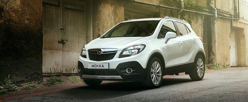 Opel chama Mokka à oficina