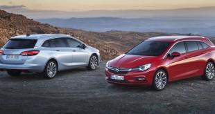 Novo Opel Astra Tourer
