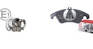 Homologação ECE R90 para material de travagem Open Parts