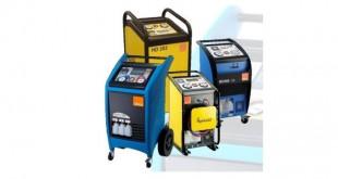 Competinstante comercializa máquinas A/C Oksys