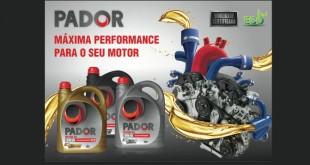 Gama de produtos PADOR aumentada com lubrificantes