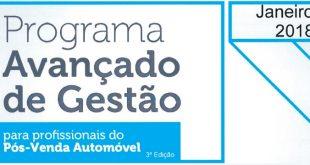 Programa Avançado de Gestão para Profissionais do Pós Venda Automóvel também no Porto