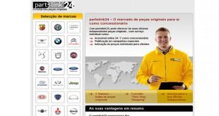 Partslink24: O portal das peças de origem