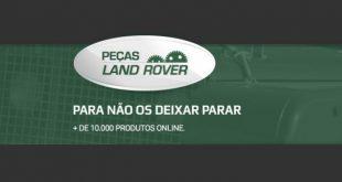 Peças Land Rover promove os seus serviços através de um video