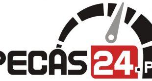Pecas 24 é o novo site de peças de pouca rotação