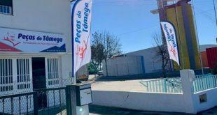 Peças do Tâmega abre novo loja em Vila Real