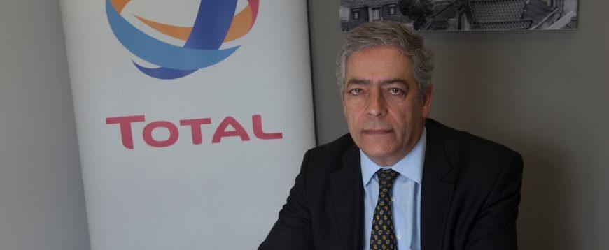 """""""Queremos duplicar a quota de mercado da Total"""", Pedro Abecasis, Total"""