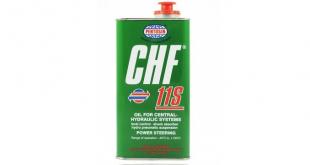 Fuchs disponibiliza Pentosin CHF 11S