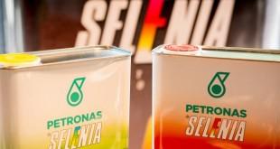 25.º aniversário do lançamento do Petronas Selenia na Europa