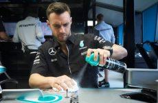"""Petronas fornece """"car care"""" para a Mercedes na F1"""