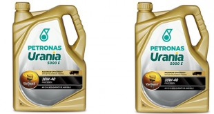 Petronas apresenta Urania com ViscGuard para pesados