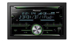 """Pioneer vai apresentar o """"poderoso"""" FH-X840DAB"""
