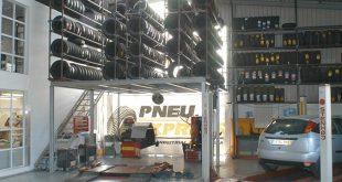 Pneu Express: Uma nova fase em rede