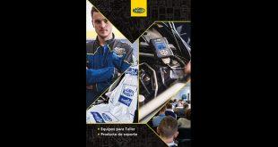 Novo catálogo de equipamentos Magneti Marelli