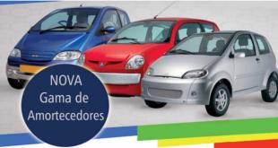 Póvoa Hidráulica lança amortecedores para veículos sem carta