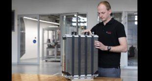 Bosch e Powercell Sweden cooperam na produção de células de combustível