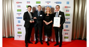 Liqui Moly recebe prémio ambiental