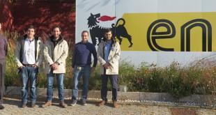 Vencedores dos Prémios eni 2015 visitaram laboratórios em Itália