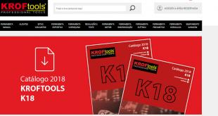 Kroftools disponibiliza novas prensas