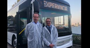 TRANSDEV prepara entrada de Aveiro na era da mobilidade elétrica