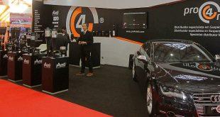 Pro4matic lança novos produtos Arnott para Audi, Citroen, Land-Rover e Mercedes