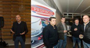 Propincar oficializou distribuição oficial Cromax nos Açores
