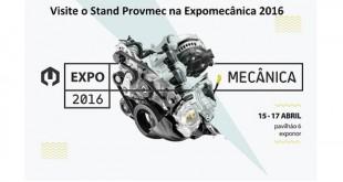 Provmec estreia-se em salões no Expomecânica