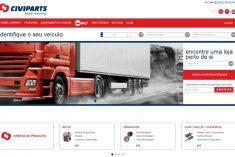 Civiparts lança novo portal online
