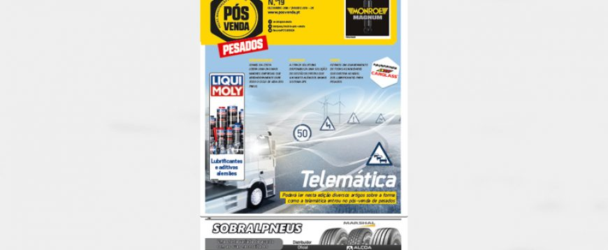 Revista Pós-Venda Pesados 19