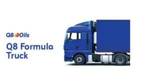 GAO disponibiliza Q8 Formula Truck 8600 10W-40