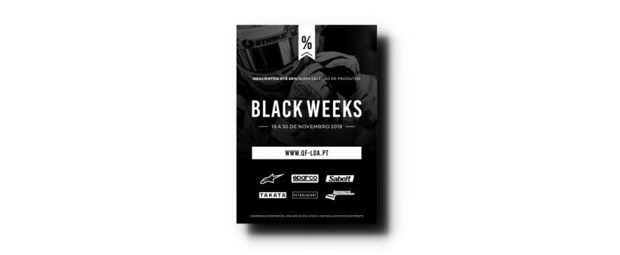 Q&F realiza descontos com promoção Black Weeks