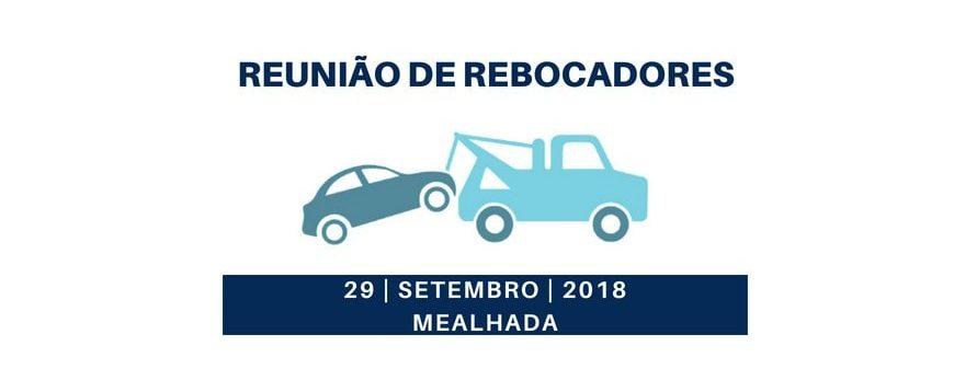 Rebocadores reúnem-se na Mealhada para debater temas do setor (com programa)