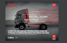 Renault Trucks organiza Optifuel Challenge em quarta edição